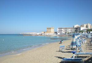 Spiaggia Gallipoli Lido San Giovanni